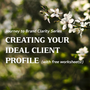 Creating your Ideal Client Profile