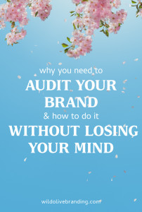 Why you Need to Audit your Brand and How to do it without Losing your Mind