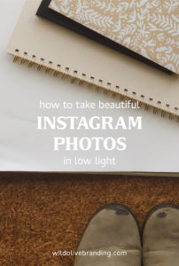 How to Take Beautiful Instagram Photos in Low Light