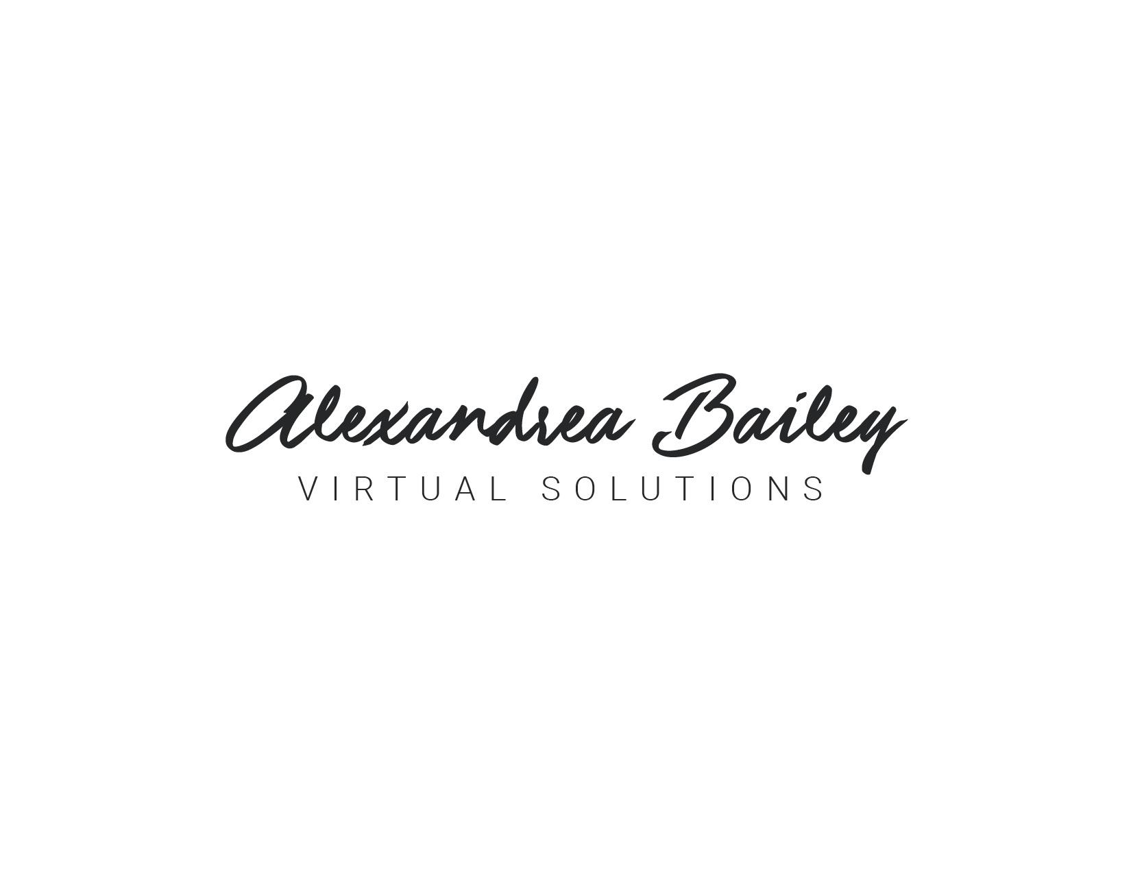Alexandrea Bailey Main Logo