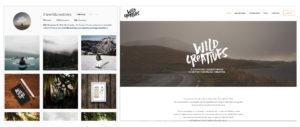 Website Hero Image Design - Image Style