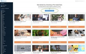 Set Up Your Own Opt-In Quiz: Create Quiz from Scratch