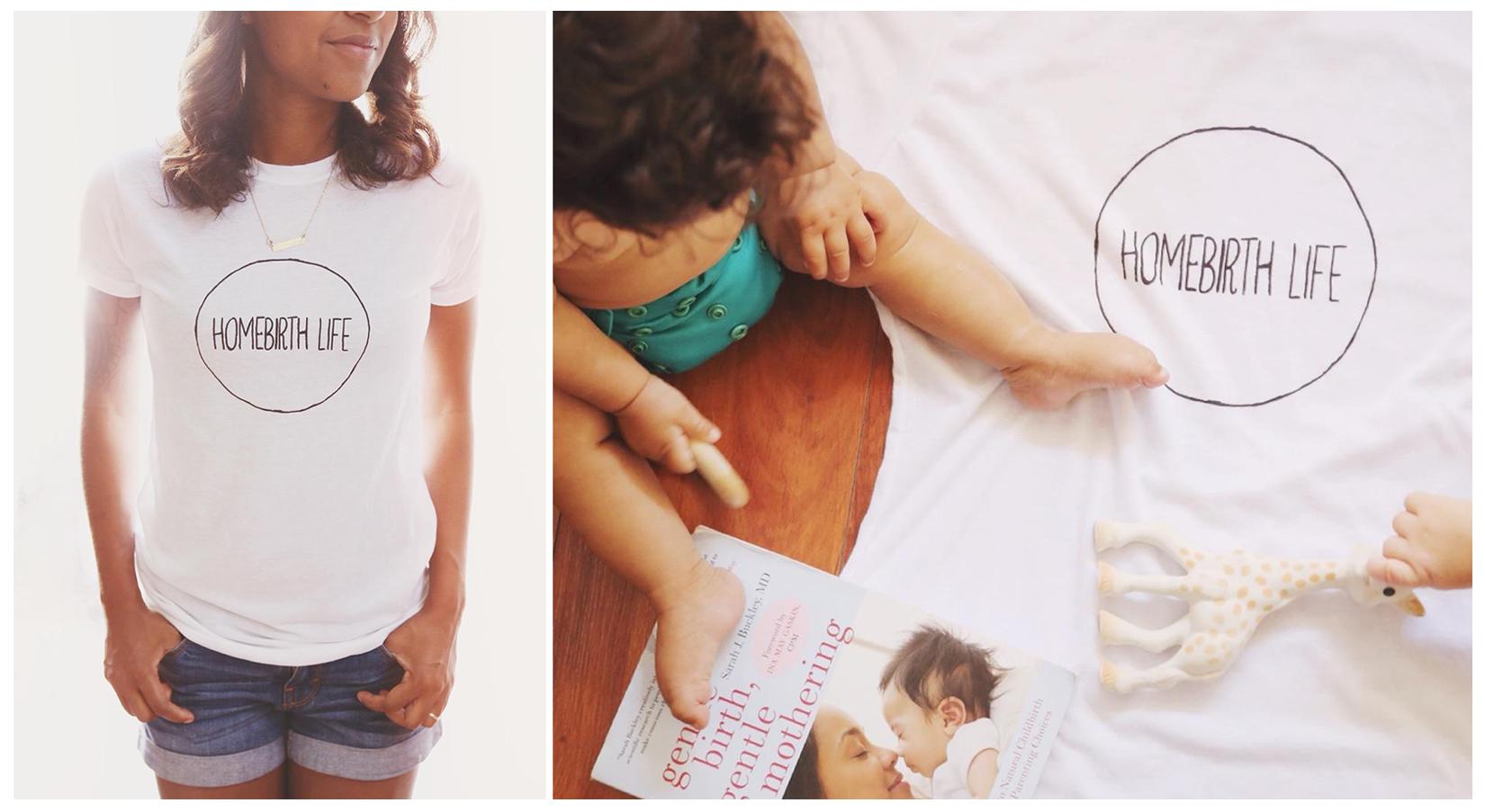Baby Fox & Co Case Study Screen Print T-Shirt Design